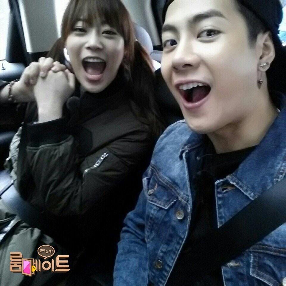 Jackson Wang dating