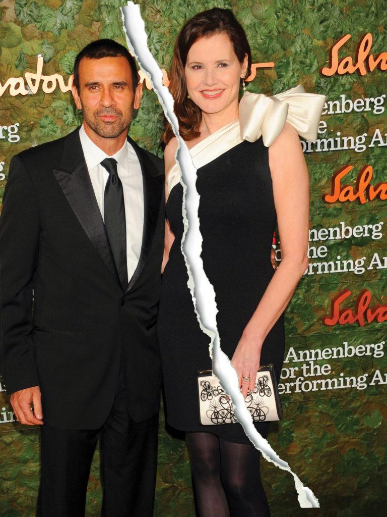 Geena Davis Married and Divorce a Plastic Surgeon