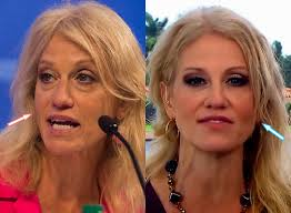 Kellyanne Conway Before and After