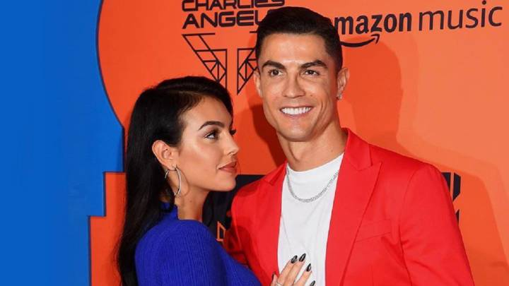 Cristiano Ronaldo's girlfriend Georgina Rodriguez