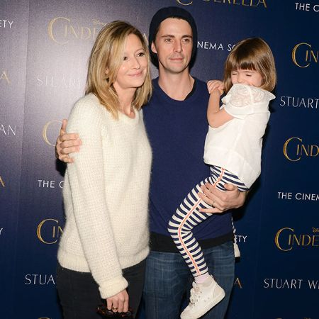 Matthew Goode's Married Life with Wife Sophie Dymoke