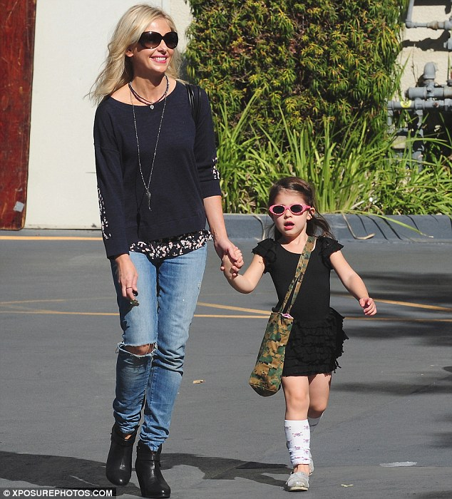 Charlotte Grace Prinze-Sarah Michelle Gellar and Freddie Prinze Jr's Daughter