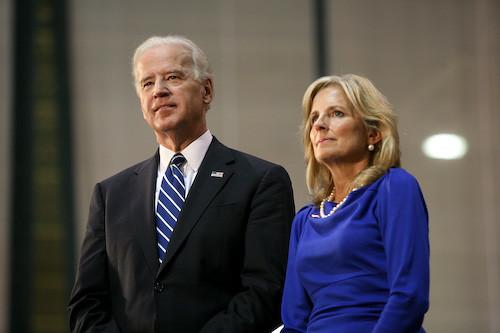 Jill Biden Married to Joe Biden