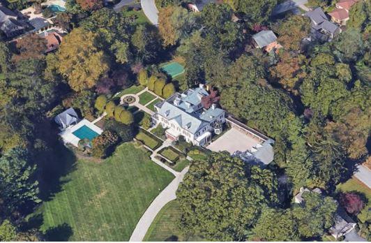 Joe Biden House at Greenville, Delaware