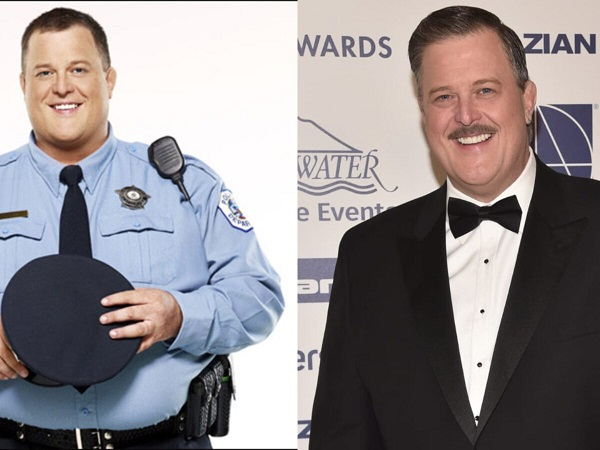 Billy Gardell before and after