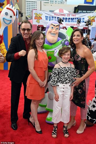 Katherine Allen family, parents, siblings